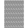 Embossing Folder Background 5&quot;X7&quot;-Basketweave