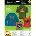 Jolee's Easy Image Transfer Sheet -Dark 5/Pkg-