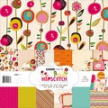 "Hopscotch Paper Pack 12""X12""-"