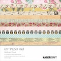 "Needle & Thread Paper Pad 6.5""X6.5""-"