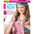 Leisure Arts-Learn To Crochet, Now