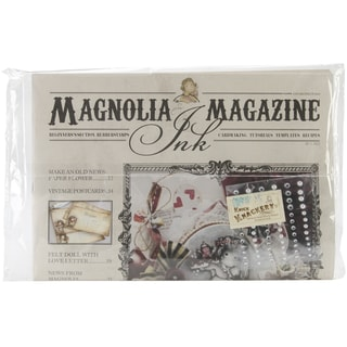 Magnolia Ink Magazine 2013 No.1 -With Love - English Edition