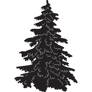 Marianne Designs Craftable Die-Pine Tree