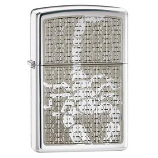 Zippo Hidden Scorpion Metal Lighter