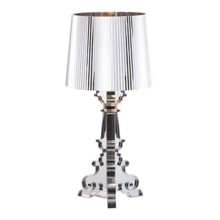 Salon S Table Chrome Lamp