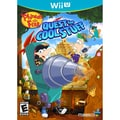 Wii U - Phineas & Ferb Quest For Cool Stuff