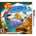 NinDS 3DS - Phineas & Ferb Quest For Cool Stuff
