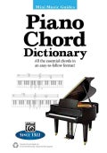 Piano Chord Dictionary: All the essential chords in an easy-to-follow format! (Paperback)