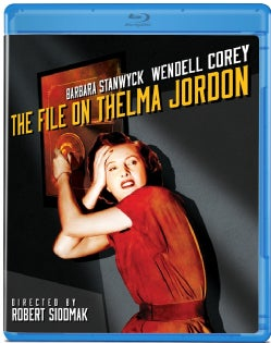 The File on Thelma Jordon (Blu-ray Disc)