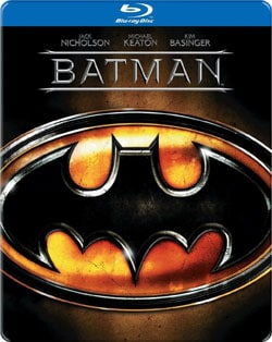 Batman Steelbook (Blu-ray Disc)
