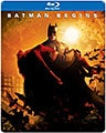 Batman Begins Steelbook (Blu-ray Disc)