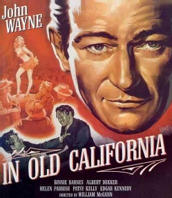 In Old California (Blu-ray Disc)