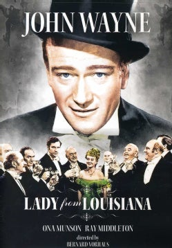 Lady from Louisiana (DVD)