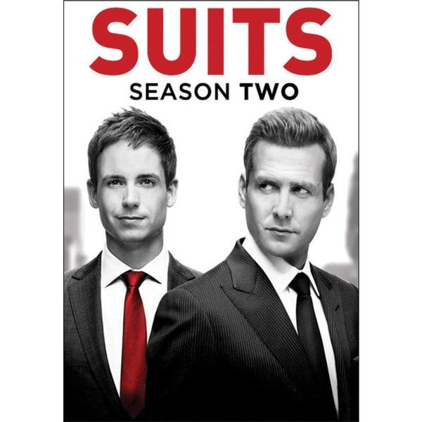 Suits: Season Two (DVD)