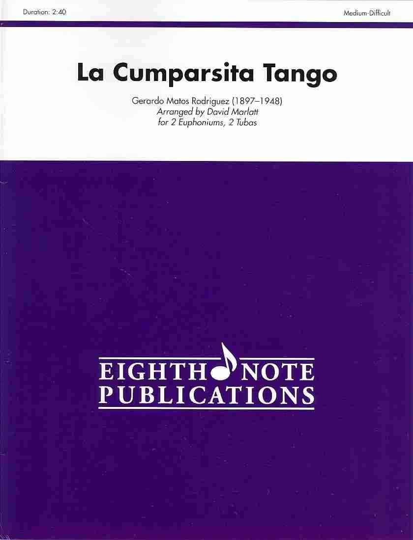 La Cumparsita Tango: Score & Parts (Paperback)