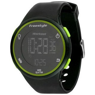 Freestyle Men's 'Cadence' Black Digital Watch