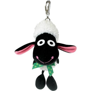 Big Head Sheep Soft Key Ring-