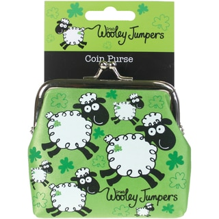 Wooley Jumper Coin Purse-
