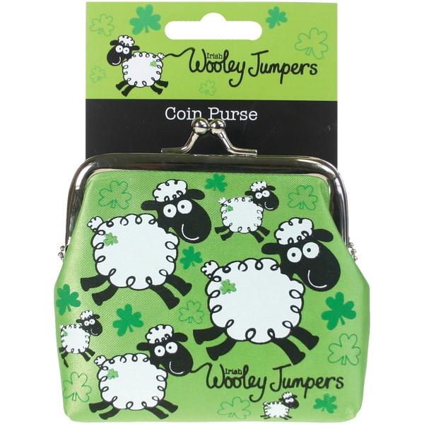 Wooley Jumper Coin Purse-