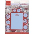 Marianne Designs Creatables Die-Tag & Buttons