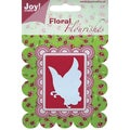 Joy! Craft Dies-Floral Flourishes - Butterfly