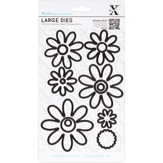 Xcut Decorative Dies Large-Petal Posy