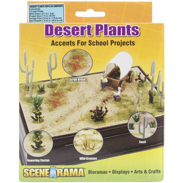Desert Plants Kit