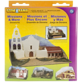 Missions & More Diorama Kit