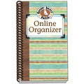 Gooseberry Patch Online Organizer -Stripe