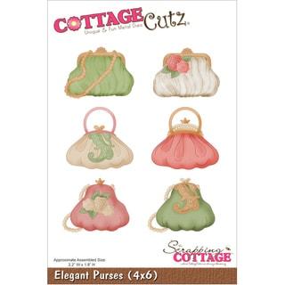 """Cottagecutz Die 4""""X6""""-Elegant Purses"""
