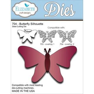 Elizabeth Craft Metal Die-Butterfly Silhouette