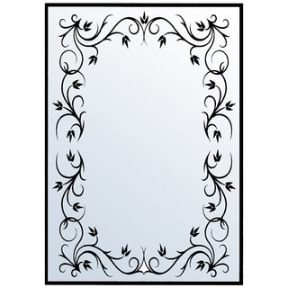 "Nellie Snellen Embossing Folder 4""X6""-Rectangle Frame 1"