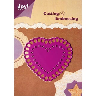 Joy! Craft Cut & Emboss Dies-Heart