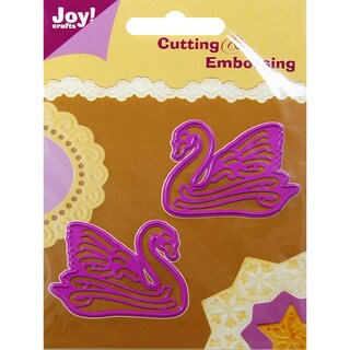 Joy! Craft Cut & Emboss Dies-Swans