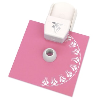 Martha Stewart Circle Border Cartridge-Flower Arches