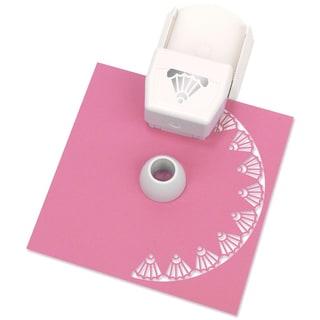 Martha Stewart Circle Border Cartridge-Deco Shell