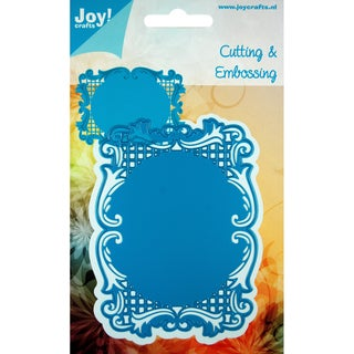 Joy! Craft Dies-Rectangle Frame