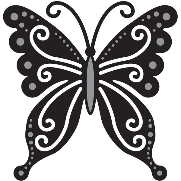 Marianne Designs Craftable Die-Butterfly
