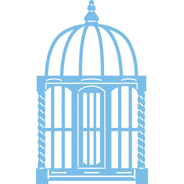 Marianne Designs Creatables Die-Bird Cage Morocco