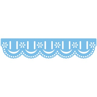 Marianne Designs Creatables Die-Ribbon Scallop Border