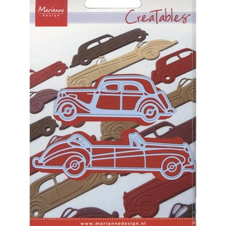 Marianne Designs Creatables Die-Classic Cars
