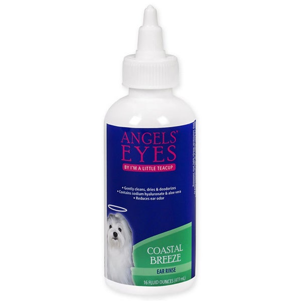 Angels Eyes Coastal Breeze 4-ounce Ear Rinse