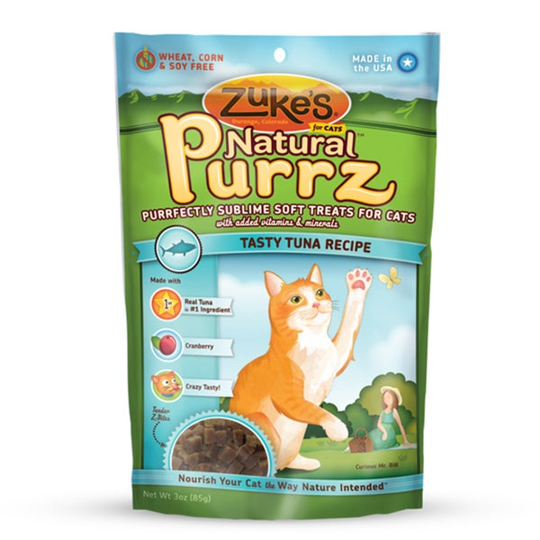 Zuke's Cat Natural Purrz Tuna