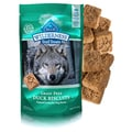 Blue Buffalo Wilderness Grain-Free Duck Biscuit Treats (10 oz.)