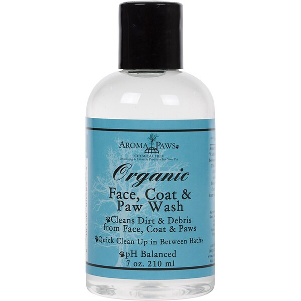 Aroma Paws Organic Face, Coat and Paw Wash