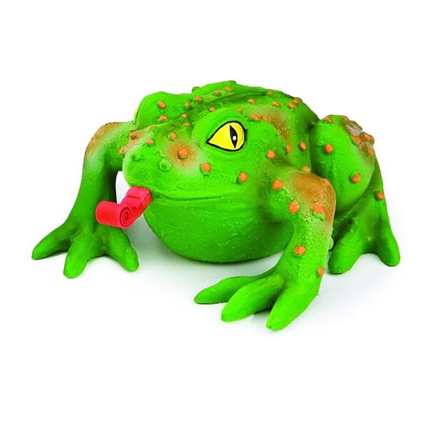 Premier Squeeze Meeze Frog Toy