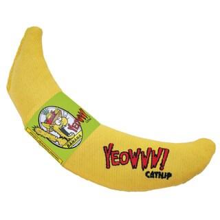 Yeowww! Catnip Banana Toy