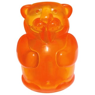 Kong Squeezz Jel Beaver Dog Toy