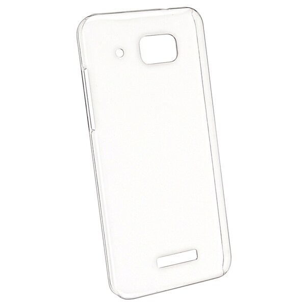 BasAcc Clear Crystal Case for HTC Droid DNA
