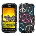 MYAT Peace Diamante Case for HTC myTouch 4G